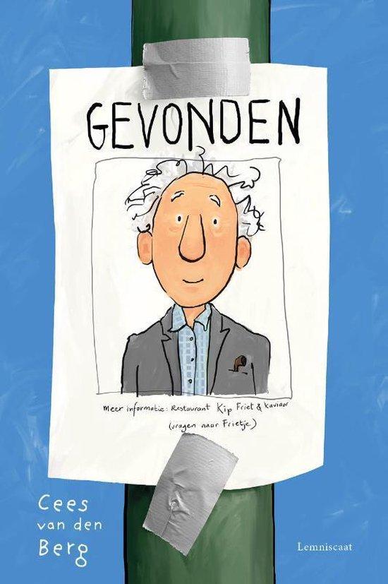 bol.com | Gevonden, Cees van den Berg | 9789047712831 | Boeken