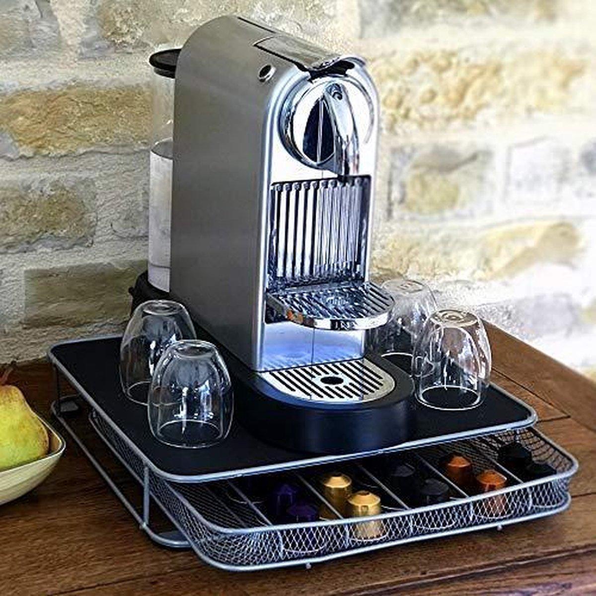 Capsulehouder  - Capsule lade - Koffie Capsule - Cuphouder Dispenser - Cups Houder - 30 Capsules