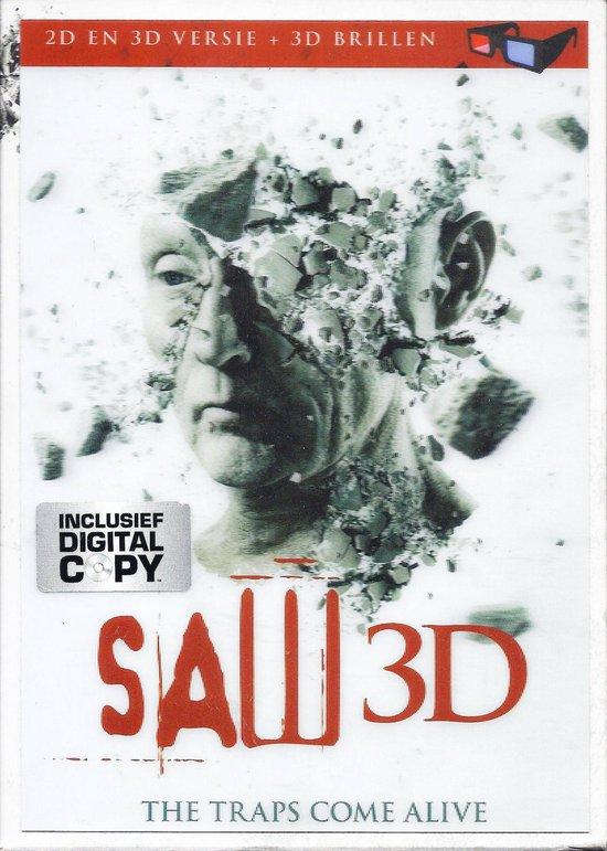 Cover van de film 'Saw 7 3D'