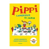Boek Pippi Langkous is Jarig