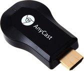 AnyCast M2 PLUS - streamen vanaf je laptop of telefoon naar je TV - Miracast - AirPlay - DLNA