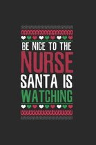 Christmas be nice to Nurse Notebook
