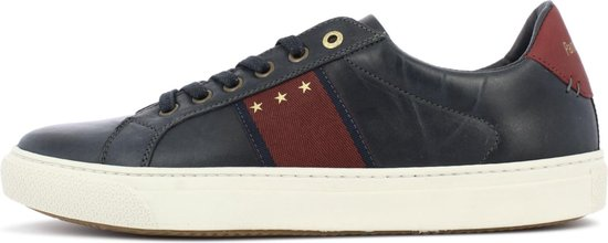 Pantofola d'Oro Napoli Uomo Lage Donker Blauwe Heren Sneaker 40