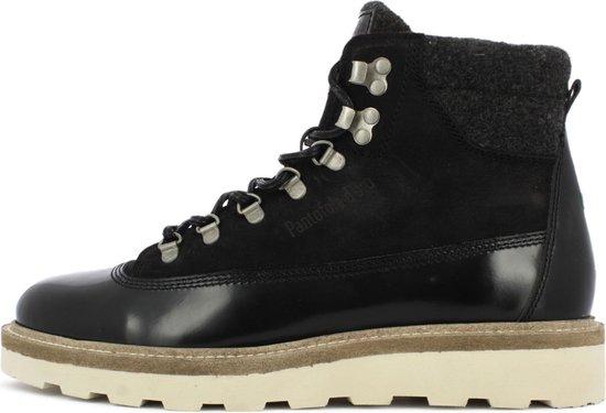 Pantofola d'Oro Bergamo Uomo Mid Zwarte Heren Boots 44