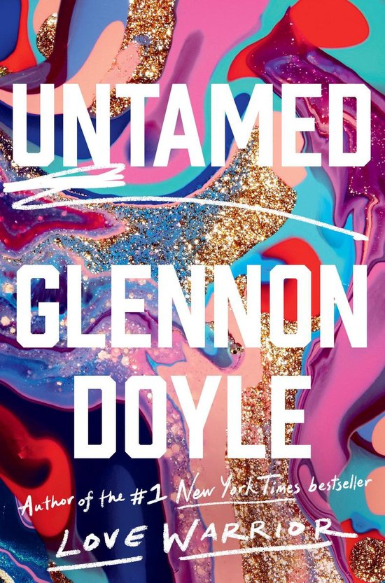 Boek cover Untamed van Glennon Doyle (Hardcover)