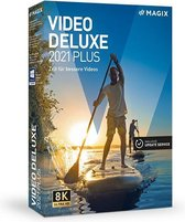 MAGIX Video Deluxe Plus 2021 - Nederlands/ Engels/