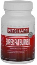Fitshape Super Fat Burner - 60 capsules - Voedingssupplement