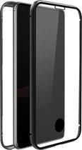 Black Rock Cover 360° Glass voor Samsung Galaxy A71, zwart