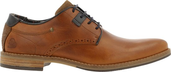 Bullboxer 773k20462a Lace-up Men Tan/cognac 44