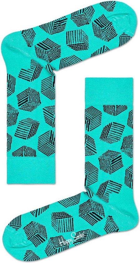 Happy Socks Box Groen-36-40