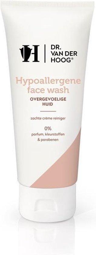Dr. Van der Hoog Face wash tube - 100 ml - Dr. van der Hoog