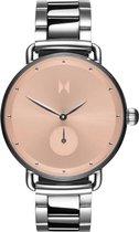 MVMT Bloom D-FR01-S - Horloge - Rose/Zilver - Staal - 36mm
