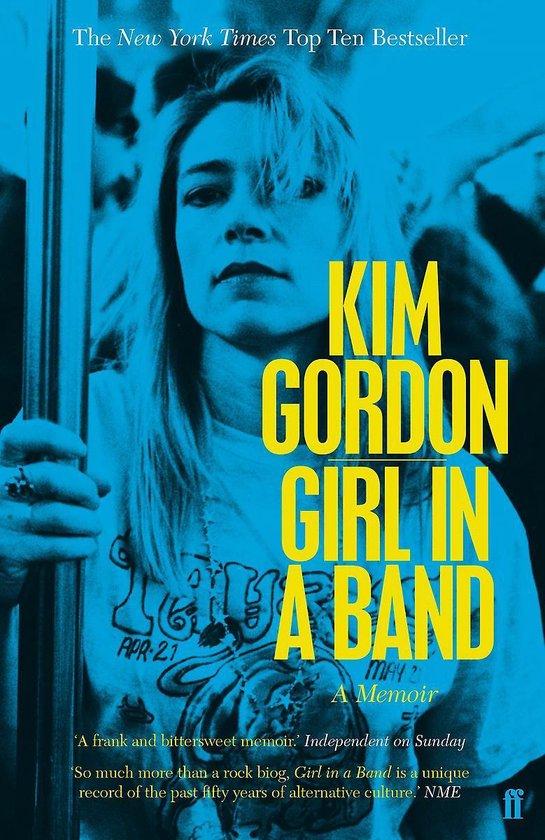 Boek cover Girl in a Band van Kim Gordon (Onbekend)