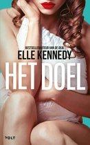 Boek cover Off Campus 4 -   Het doel van Elle Kennedy (Paperback)