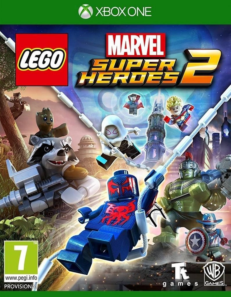 LEGO Marvel Super Heroes 2 - Xbox One - Warner Bros. Games