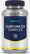 Body & Fit Curcuma C3 Complex - Sportsupplement - 90 tabletten