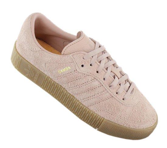 bol.com | adidas Originals Sambarose W B37861 Dames Sneakers ...