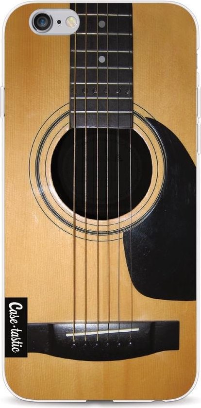 Casetastic Softcover Apple iPhone 6 / 6s  - Guitar