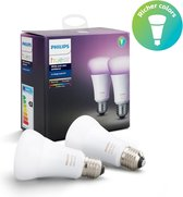 Philips Hue Standaardlamp - White Ambiance - 2-pack