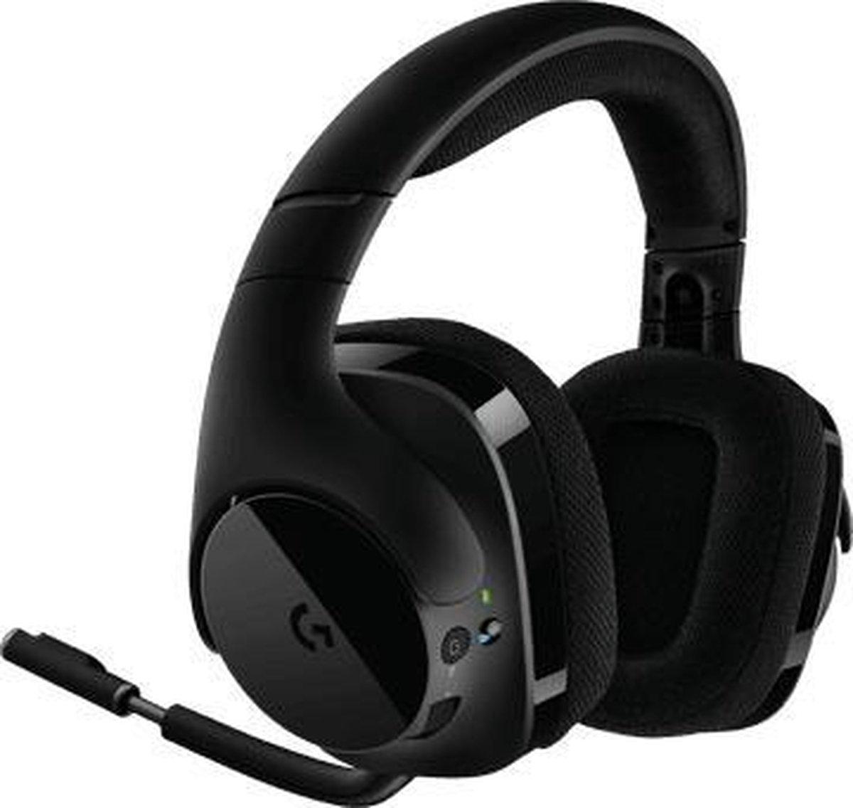Logitech G533 - Draadloze Gaming Headset | Zwart