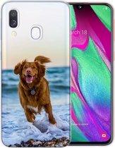 Samsung Galaxy A40 Eigen Telefoonhoesje Maken