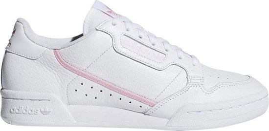 Adidas Dames Lage sneakers Continental 80 W - Wit - Maat 37⅓