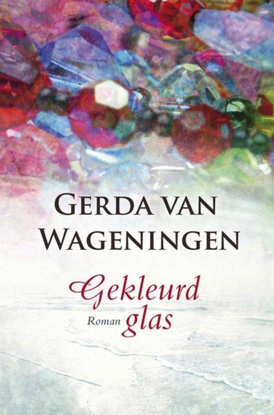 Spiegelserie - Gekleurd glas - Gerda van Wageningen   Fthsonline.com