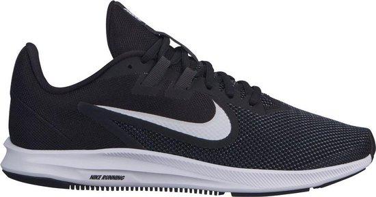 Nike Downshifter 9 Sportschoenen Maat 37.5 Vrouwen zwartwit
