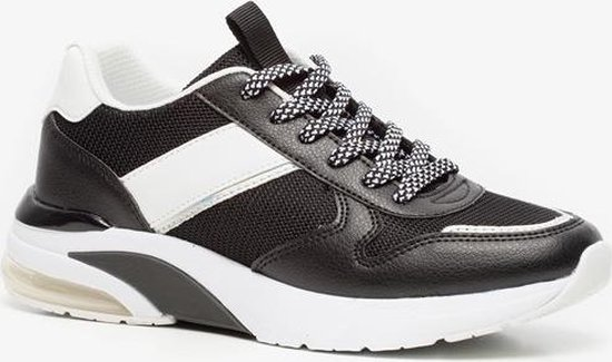 Blue Box dames dad sneakers – Zwart – Maat 39