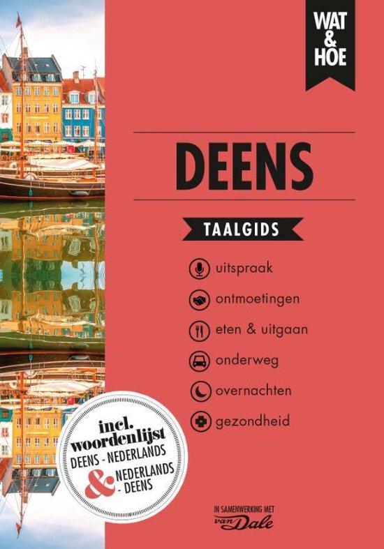 Wat & Hoe taalgids - Deens - Wat & Hoe Taalgids  