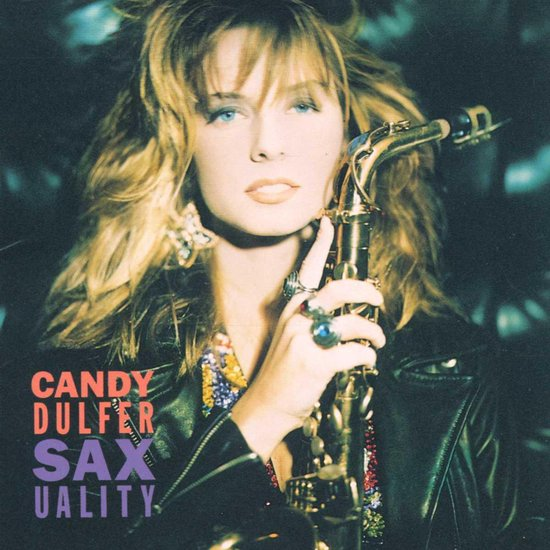 Dulfer Candy - Saxuality