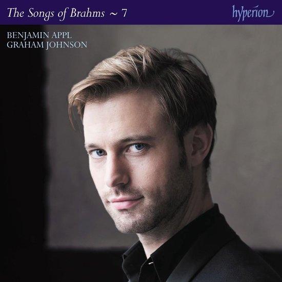 CD cover van The Complete Songs Vol.7 van Benjamin Appl & Graham Johnson