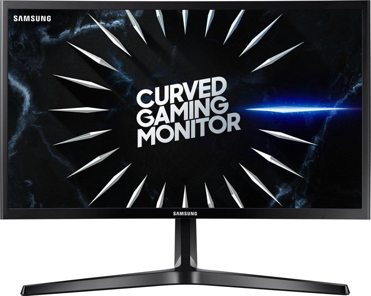 Samsung C24RG50FQU – Curved Gaming Monitor (144Hz)