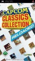 Capcom Classics Collection Reloaded, PSP