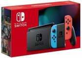 Nintendo Switch Console - Blauw / Rood - Nieuw model