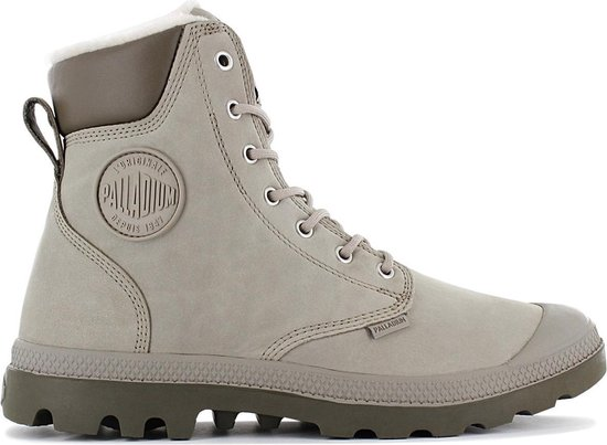 Palladium Pampa Sport Cuff WP Waterproof 72992-070-M Heren Laarzen Boots Schoenen Grijs - Maat EU 45 UK 10.5