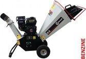 Lumag HC10-NL Benzine hakselaar 5,5 pk   Takkenversnipperaar