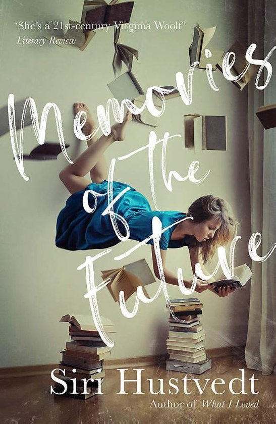 Boek cover Memories of the Future van Siri Hustvedt (Paperback)