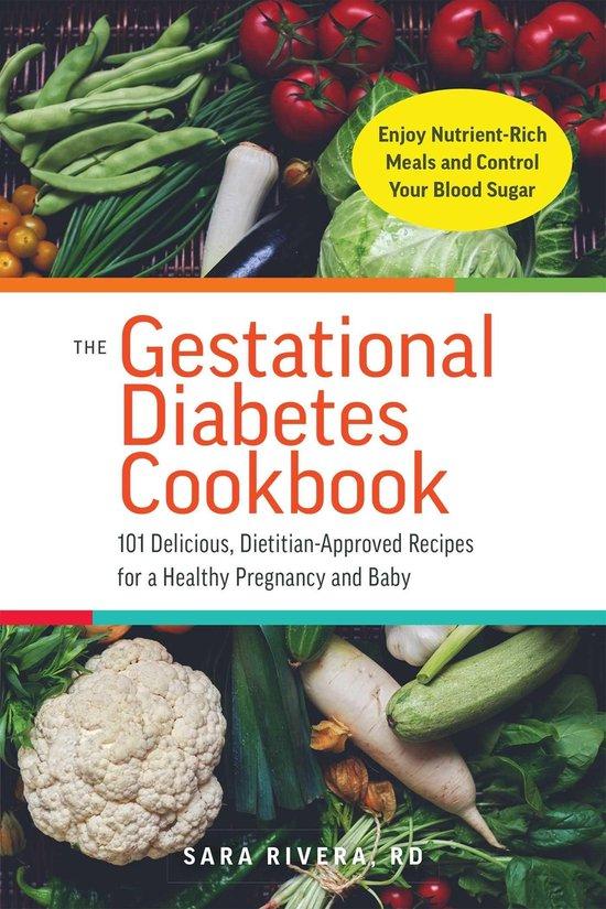 Afbeelding van The Gestational Diabetes Cookbook