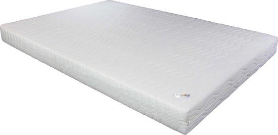 Bedworld Matras koudschuim HR45 - 180x200 - 15 cm matrasdikte Medium ligcomfort