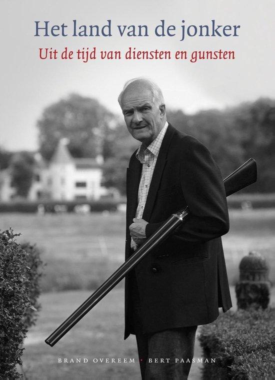 Boek cover Het land van de jonker van Brand Overeem (Hardcover)