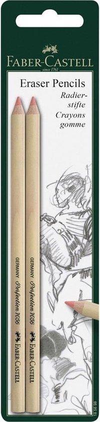 Afbeelding van Faber-Castell 4005401856986 potloodgum
