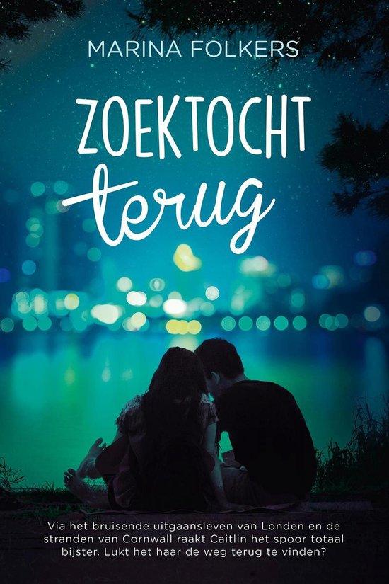 Boek cover Zoektocht terug van Marina Folkers (Onbekend)