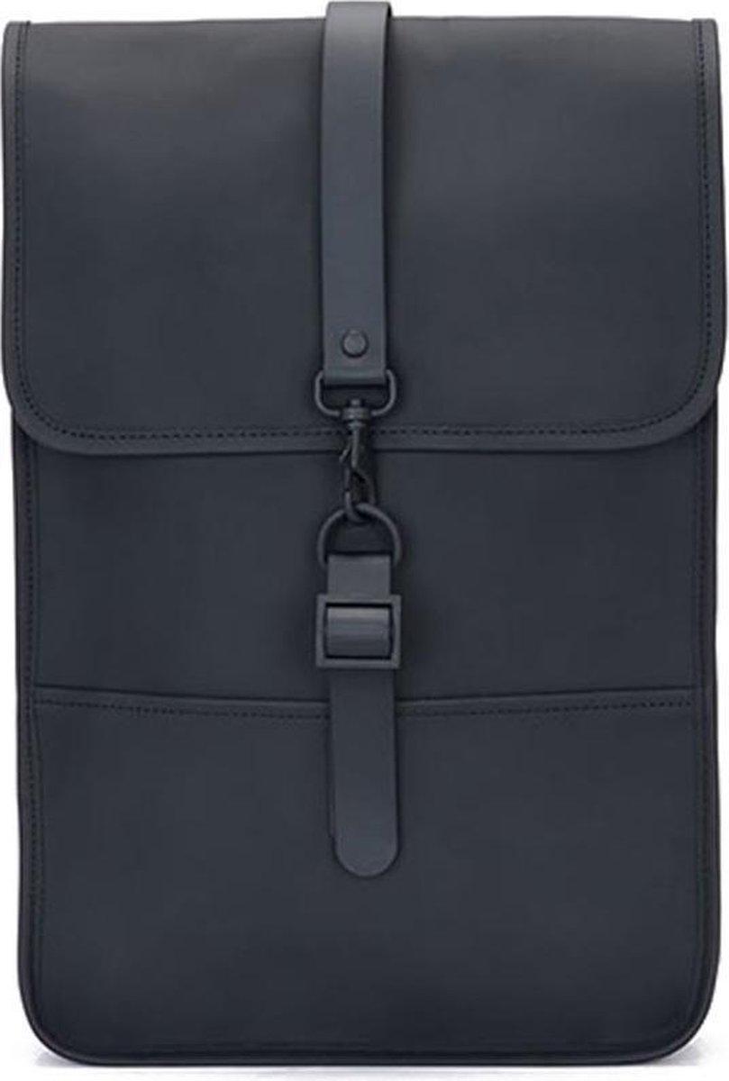 Rains Backpack Mini Tas Unisex - Zwart - One Size