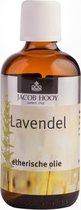 Jacob Hooy Lavendel - 100 ml - Etherische Olie