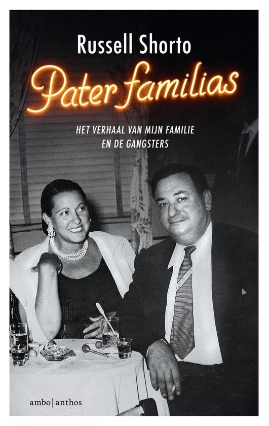 Boek cover Pater familias van Russell Shorto (Paperback)