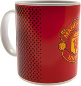 Manchester United Tas - Fade - Rood