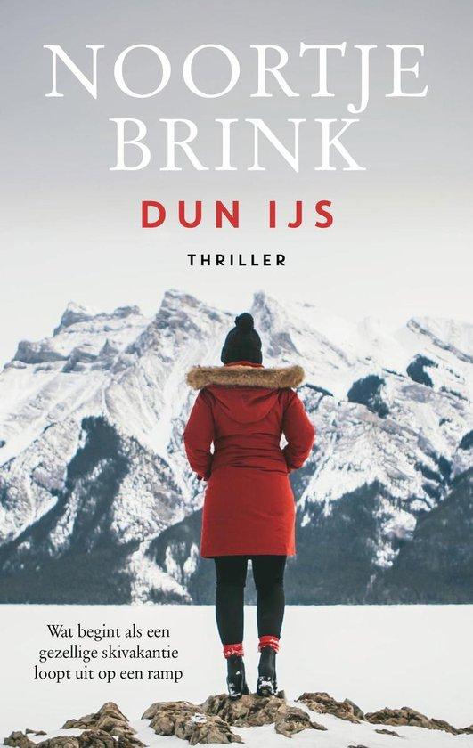Boek cover Dun ijs van Noortje Brink (Onbekend)