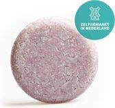 Shampoo Bar Lavendel - Zelfgemaakt in Nederland - Ieder haartype - Alternatief voor zilvershampoo - Vrij van SLS en SLES - Vegan