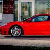 Bongo Bon - 40 minuten rijden in een Ferrari 360 Modena inclusief een aandenken Cadeaubon - Cadeaukaart cadeau voor man of vrouw | 15 spectaculaire rij-ervaringen